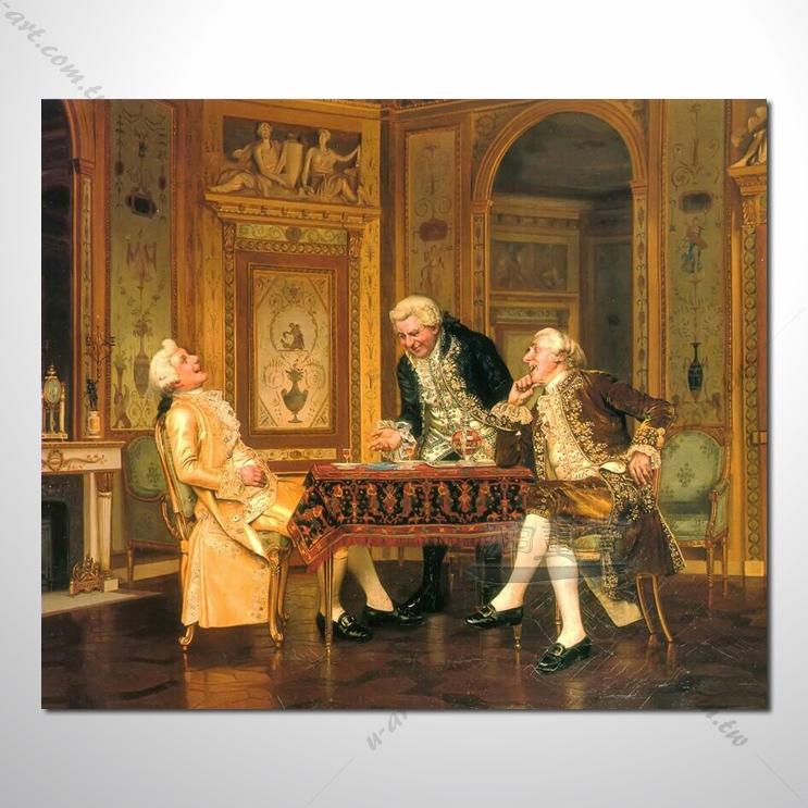 欧式宫廷054 高档宫廷 油画 高品味 装饰品 艺术品 插画 无框画 精品